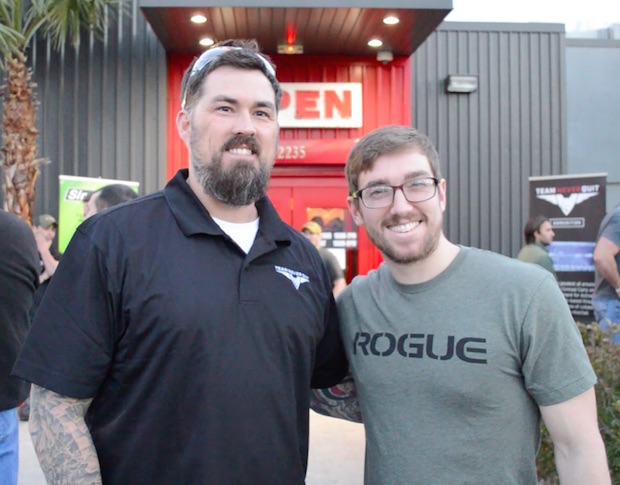 Blaze Editor Challenges Legendary Navy SEAL Marcus Luttrell to Shooting Competition
