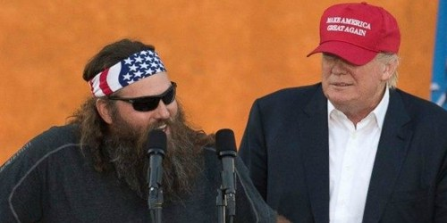 'Duck Dynasty' Star Willie Robertson Makes His 2016 Presidential Endorsement