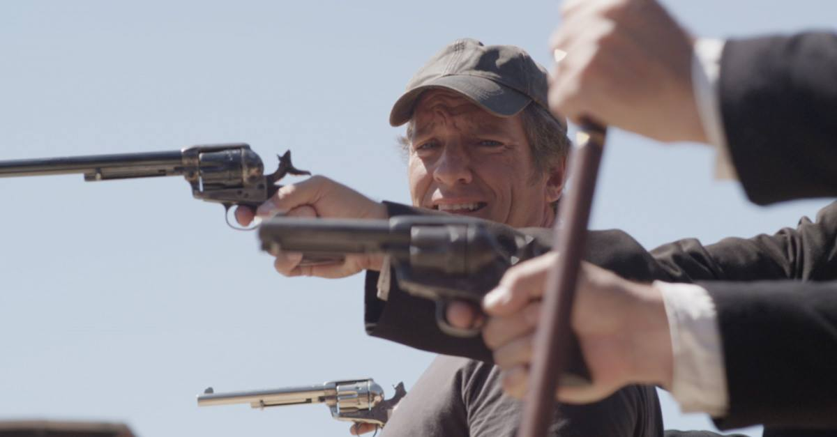 Mike Rowe Chimes in on Gun Control