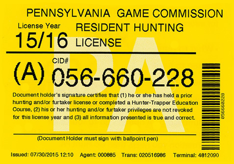 pennsylvania-hunting-license