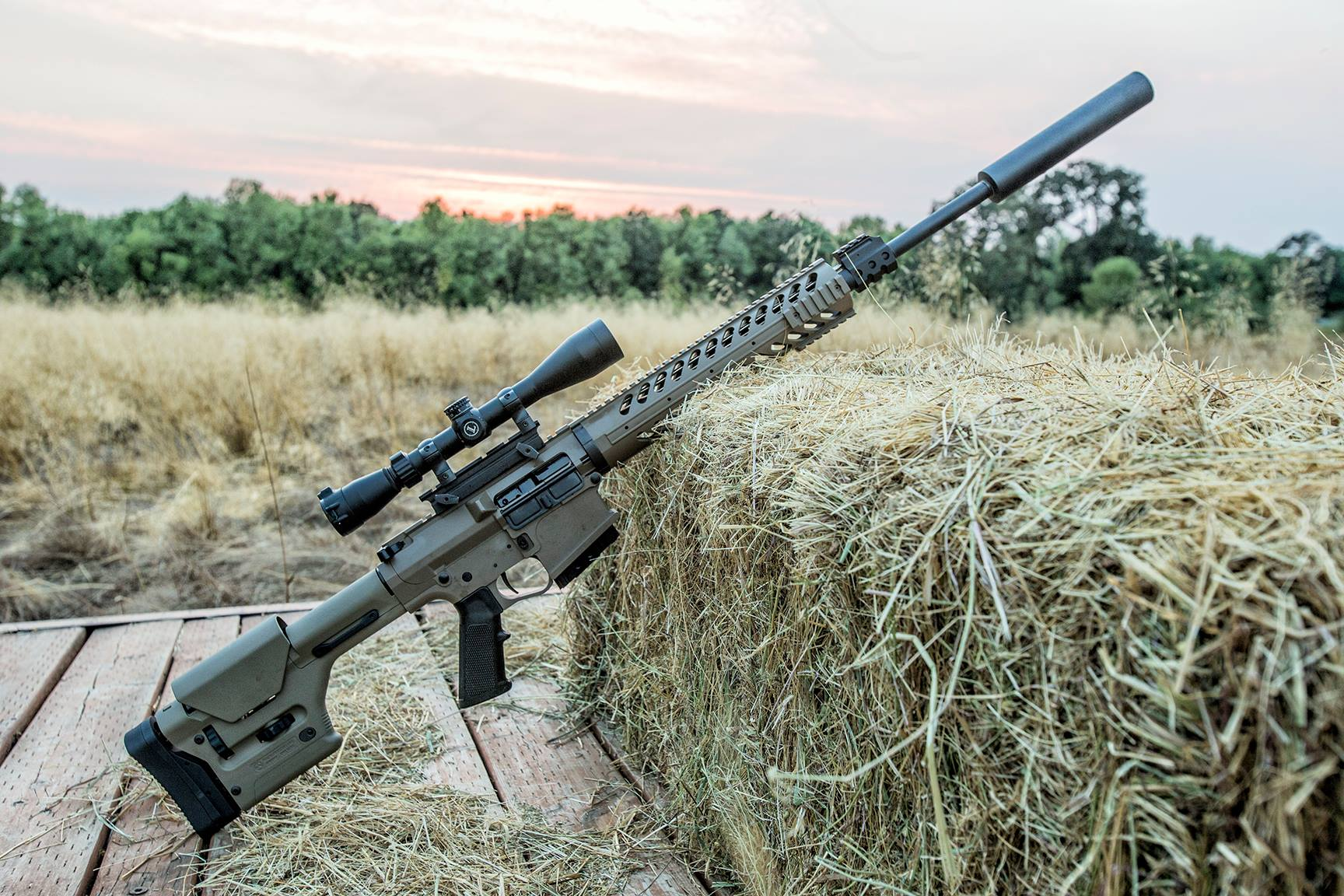 Hunting with Suppressors Now Legal in Michigan