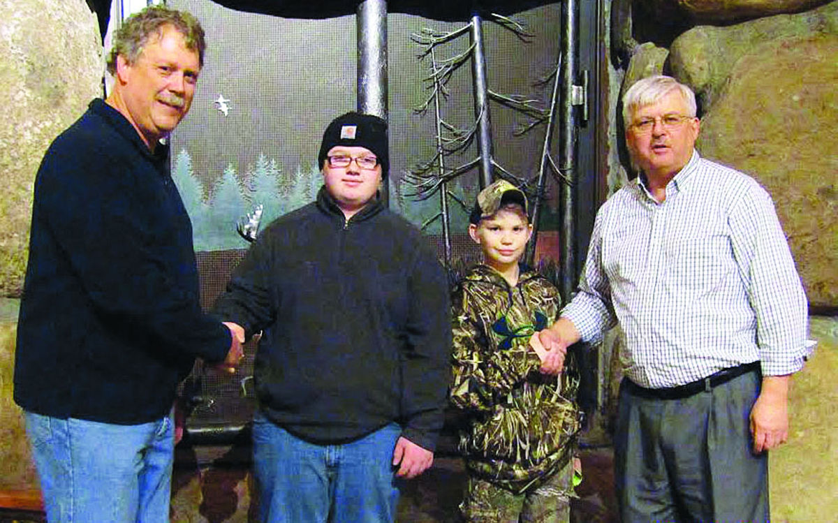 Two Teens Win Lifetime Hunting and Fishing Licenses in New York State