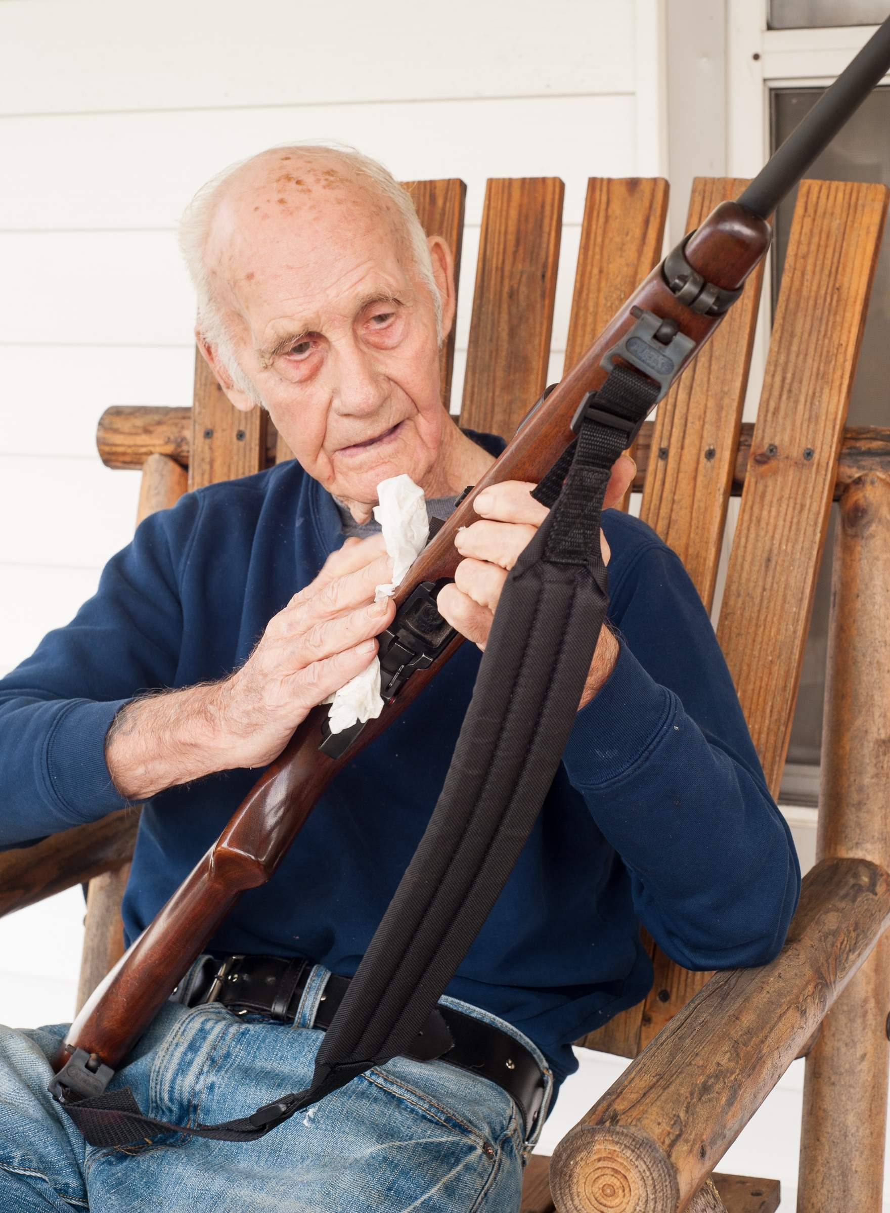 Bob Epler: 93 Year Old Solo Hunter