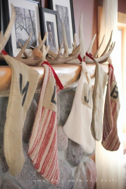 Pottery Barn Christmas Stocking Holders
