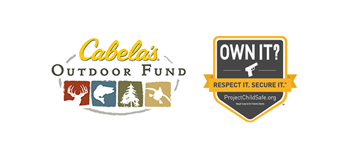 Cabela's Outdoor Fund Grant Helps Provide Gun Locks to State Agencies through NSSF's Project ChildSafe Program