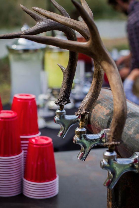 deer-antler-beer-tap-handles
