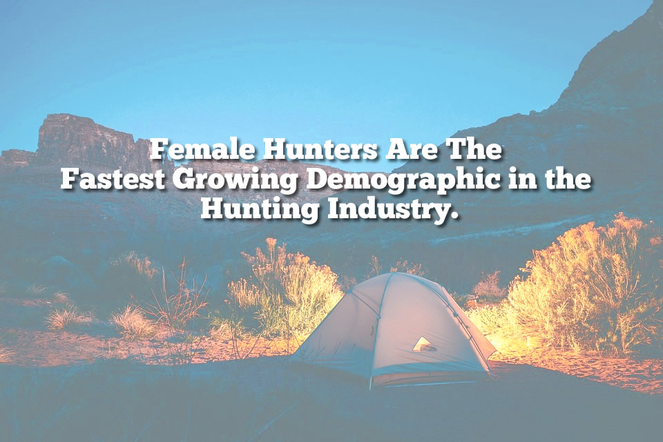female-hunters-are-fastest-growing-demographic