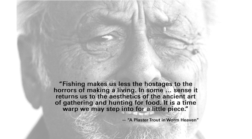 5 Jim Harrison Quotes That Display his Passion for the Outdoors