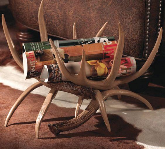 shed-antler-magazine-rack