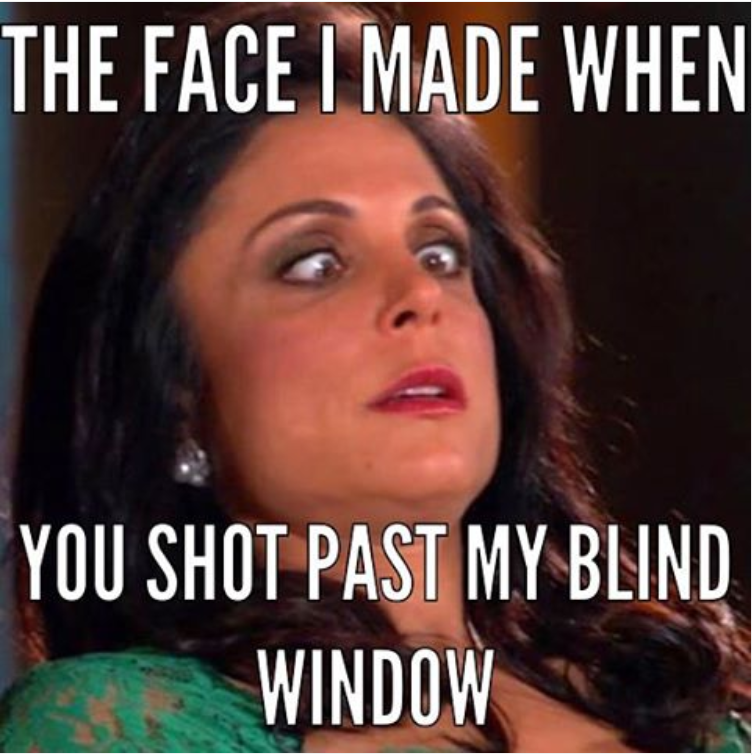 the-face-I-made-when-you-shot-by-my-blind-window