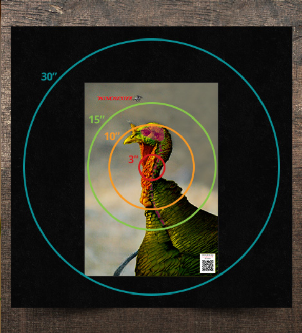 Just in Time for Turkeys: Winchester's Pattern Board