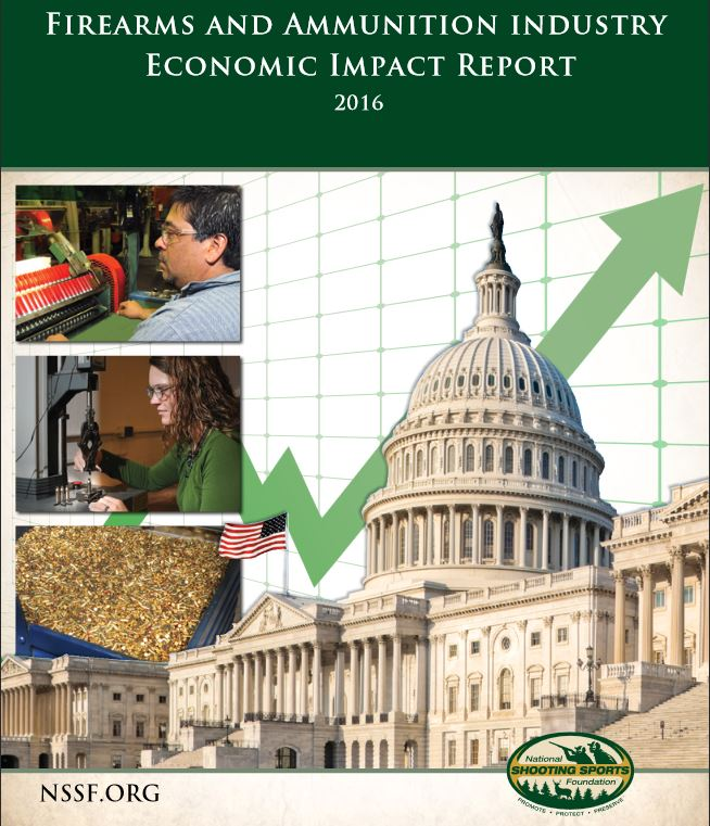 NSSF Releases Firearm Industry Economic Impact Report