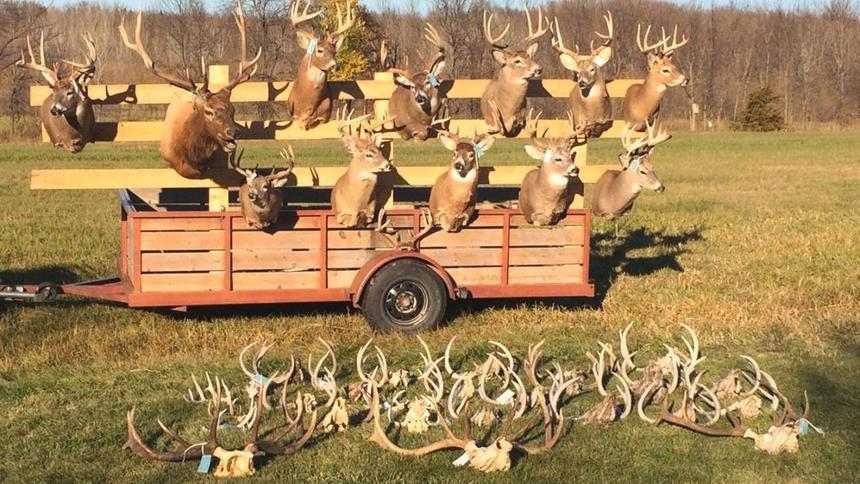 Minnesota Poaching Case Involving 28 Deer is Dismissed