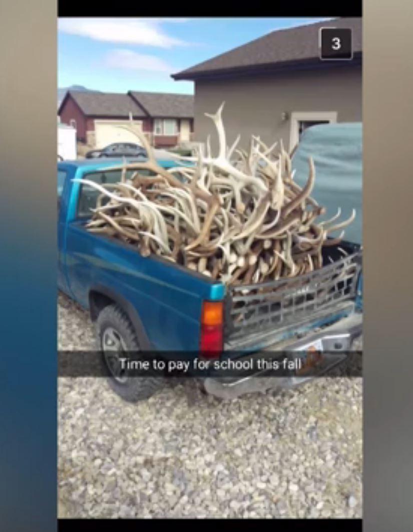 brennon-golding-snapchat-stolen-antlers