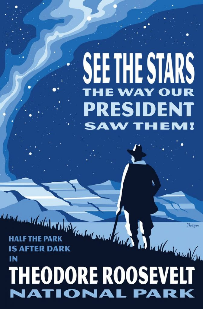 theo-roosevelt-national-park-poster