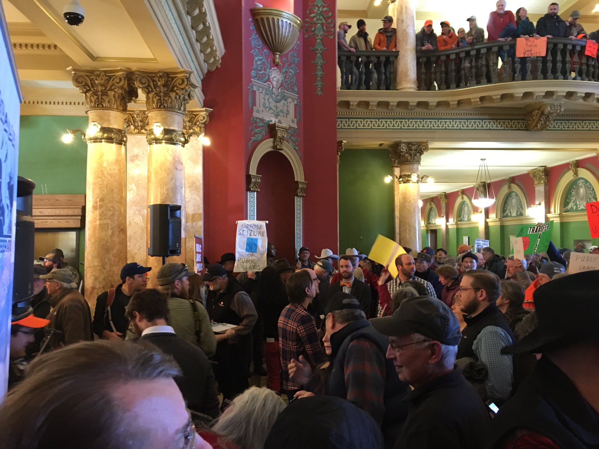 Helena Rally Attracts 1,000+ Public Land Advocates