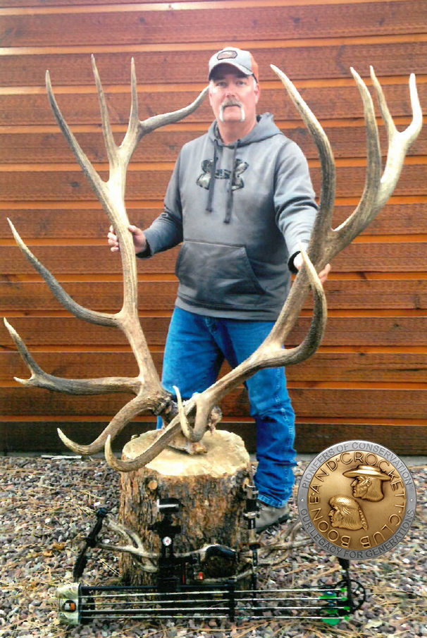 Montana Public Land Archery Elk a Potential World Record