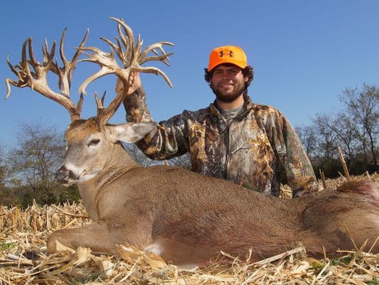 Boone and Crockett Confirms Largest Non-Typical Whitetail