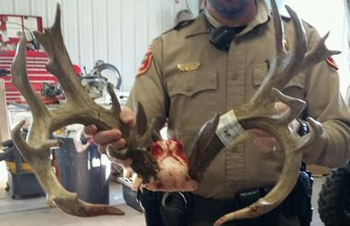 Iowa Man Pleads Guilty to Poaching 200+ Inch Buck