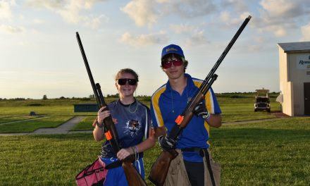 High School Trap Shooting Team Fights for Yearbook Photo