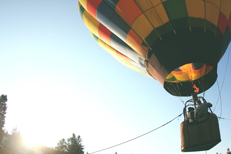 Get Ready, You Soon Might Be Able to Hunt Hogs from a Hot Air Balloon in Texas