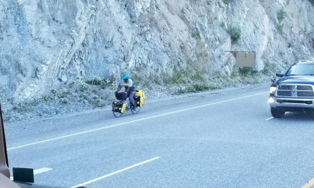 Idaho Couple Intercepts Grizzly Bear Chasing Cyclist