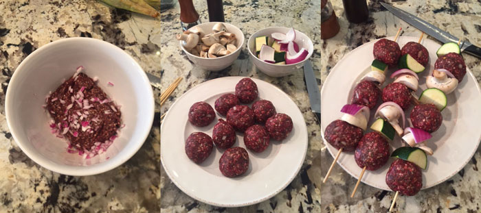 venison-meatball-skewer-process