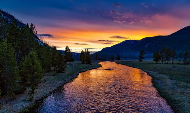 Poll Shows How Much Anglers & Hunters Care for Clean Air, Water, and Public Lands