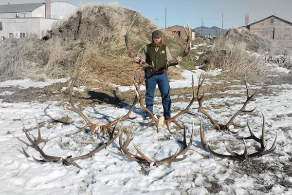 10-Years of Poaching Leads to Charges for Twin Brothers